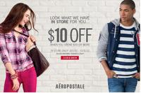 b739ded4e5ec6 in store coupon   Aeropostale  10 off  50 - Dealmoon