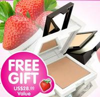 Free Korres Compact($28 Value) when you spend $100 @ StrawberryNet