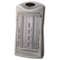 Holmes® Quartz Tower Heater with 1Touch® Digital Control