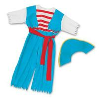 kid's pirate costume  (Size 2 - 4T) @ Little Tikes
