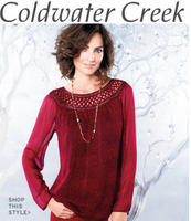 Up to 85% OFF Outlet + Extra 60% OFF Sale@ Coldwater Creek Flash Sale