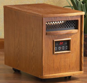 LifeSmart 1,500W Infrared Heater