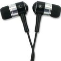 Vibe Noise Isolation HQ Metal Earbuds