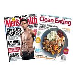 1 Year Fitness Health Magazine Subscriptions Men S Health Muscle