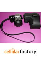 $12Custom Fit Leather Case for Sony NEX-5
