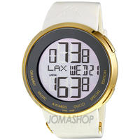 997616d9a36 Gucci Grammy Edition White Rubber Strap Mens Watch YA114216 - Dealmoon