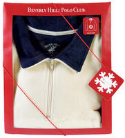 Beverly Hills Polo Club Men's Fleece Jacket Gift Box