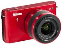 $217.95Refurb Nikon 1 J1 10MP Mirrorless Camera w/ lens