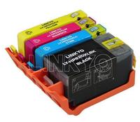 $17LINKYO Remanufactured HP 920XL Ink Cartridge 4 Color Combo Pack