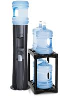 2 FREE 5-gallon bottles and 1 FREE case of .5 liter Single-Serve Bottlesfor New Signups on Home Water Delivery on Water.com