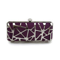 Metallic Evening Handbag (5 Colors)