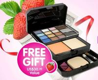 Free Pretty Makeup Kit (30 Value)with $50 orders + Up to 50% off Skincare Products @ StrawberryNet