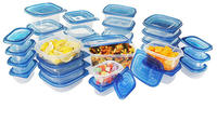 $754-Piece: Food Storage Set - Refrigerator, Freezer, Microwave & Dishwasher Safe!