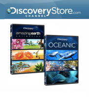 Earth Day Blowout Sale!Lowest Prices of  DVDS@Discovery Channel Store