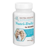 Buy One, Get One FreeNutri-Daily Multivitamin for Women @ Nutri-Health