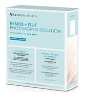SkinCeuticals Inside and Out Photoaging Solution for Normal to Oily Skin($184 Value)