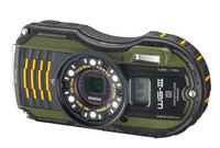 $289Pentax Optio WG-3 Waterproof, 16 Mega Pixel Digital Camera with GPS