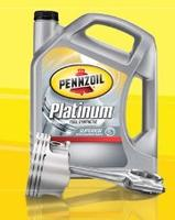 graphic regarding Printable Motor Oil Coupons known as Pennzoil Platinum Engine Oil printable coupon @ Autozone