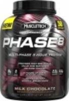 $262 MuscleTech Phase 8 2-lb. Protein Supplement Bottles