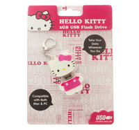 $3Hello Kitty Playful 2GB USB Flash Drive, PC & Mac Compatible!