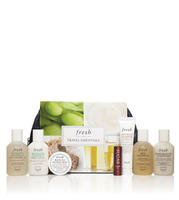 $48TRAVEL ESSENTIALS Set @ Fresh