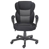 $64 True Innovations Sport Mesh Mid Back Chair 40 14 H X 24 34 W X