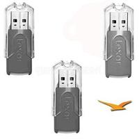 Lexar (3-Pack) JumpDrive FireFly 8GB USB Flash Drive