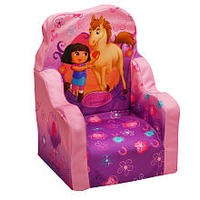 $10 Dora the Explorer Foam Chair  sc 1 st  Dealmoon.com & $10 Dora the Explorer Foam Chair - Dealmoon