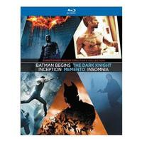 Christopher Nolan 5-Movie Blu-ray Collection
