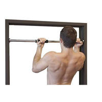 $28.98 + Free ShippingJFit Deluxe Doorway Pull Up Bar