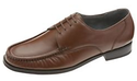 $14.97Irvine Park Men's Kidskin Oxford Shoes