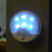$8.39ThinkTank Technology 6-LED Motion Sensor Light