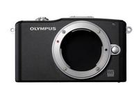 $119Refurbished Olympus E-PM1 Micro 4/3 Camera Body