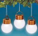 $9.99Hanging Solar LED Light 3-Pack