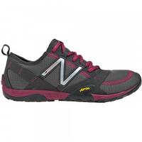 New Balance W10 Minimus Multi-Sport Womens Running Shoes (Grey/Purple)