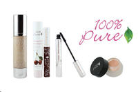 $62100% Pure 5-pc Makeup Set
