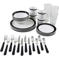 Gibson Essex 32-pc Dinnerware Combo Set