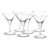 $25Block® Karlstad Martini Glasses (Set of 6)