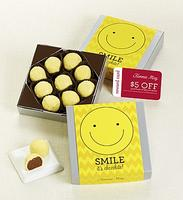 Fannie May Chocolate Cards, 1/4-lb. Chocolate, more