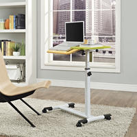 $39Vibrant Laptop Computer Stand with Adjustable Height & Split Top