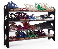 HUTT 46303 4-Tier Shoe Rack
