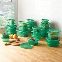 50-Pc. Always Fresh™ Air Loc Food Containers