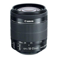 $104.99包邮佳能EF-S 18-55mm f/3.5-5.6 IS STM 镜头