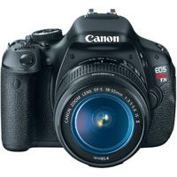 Canon T3i(600D) DSLR with 18-55mm IS kit lens