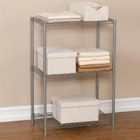 3-Tier Metal Shelf