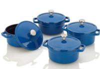 $34.99Fagor Michelle Bernstein Mini Dutch Ovens