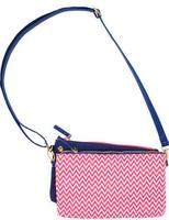 $17Snap 2 Pouch Crossbody Bag
