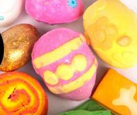Spring Eggcellent Easter ItemsJust Lanched @ LUSH Cosmetics