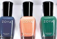 Earth Day Promotion: 50% OFFWhen You Buy 6-24 Bottles of Nail Polishes @ Zoya