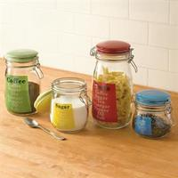 $9.99Set of 4 Glass Canisters